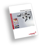 Brochure, Prima Proline_