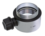 Objective lens WD=400mm with focusing mechanism and sterilizable cap_