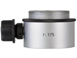 Objective lens WD=175mm with focusing mechanism and sterilizable cap_