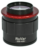 Objective NuVar 20 WD=200~400mm for Prima_