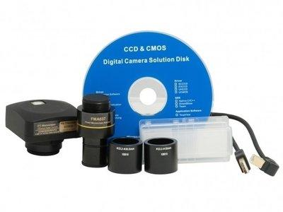 Color CMOS Camera, 18 Mpixel, USB3.0