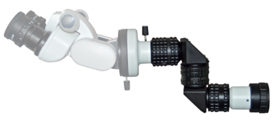 Assistoscope image without Binocular Head and Eyepieces
