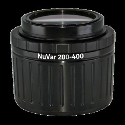 Objective NuVar 20 (f=200~400mm) for Magna
