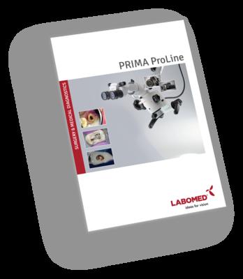 Brochure, Prima Proline, PDF only