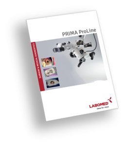 Brochure, Prima Proline