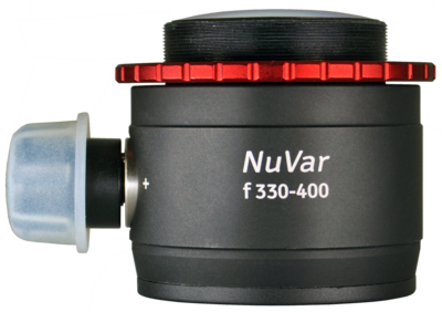 Objective NuVar 7 WD=200 ~270mm for Prima