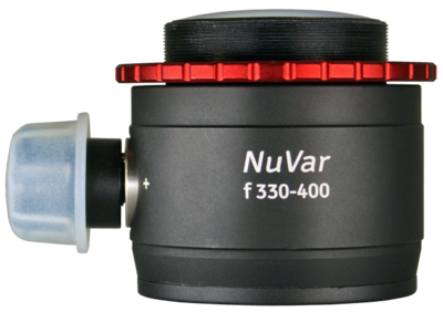 Upgrade to Objective NuVar 7 WD=200 ~270mm for Prima