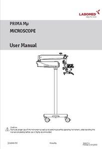 Manual Prima Mu