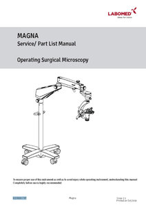 Service Manual Magna