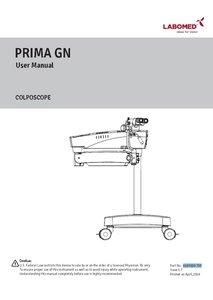 Manual Prima GN
