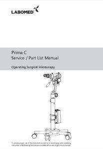 Service Manual Prima C