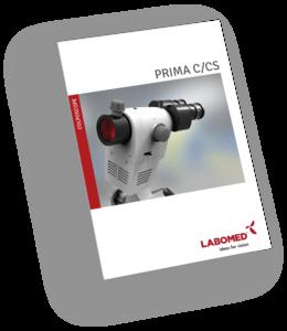 Brochure Labomed PRIMA C/CS